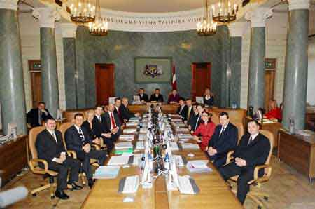 Cabinet of Ministers of Latvia