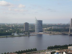 Modern Riga